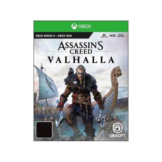 Assassins Creed Valhalla para Xbox One Ubisoft - Incolor
