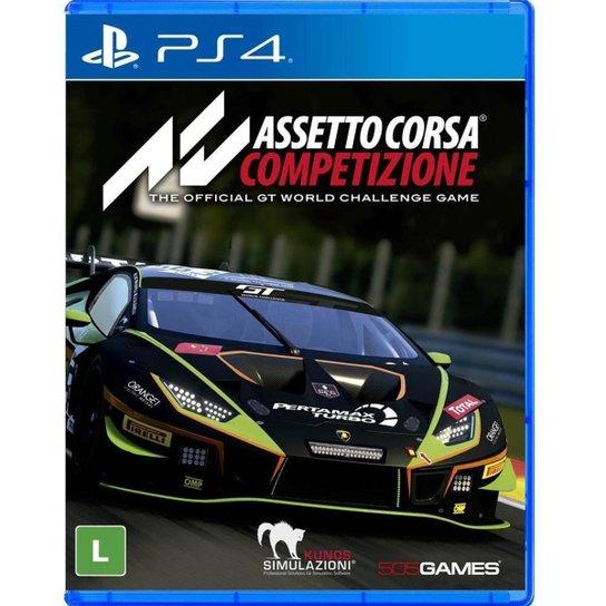Assetto Corsa Competizione - PS4 - Incolor