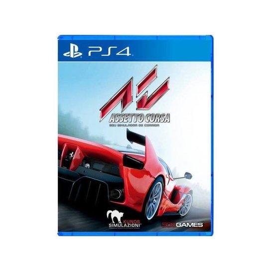 Assetto Corsa para PS4 - Azul