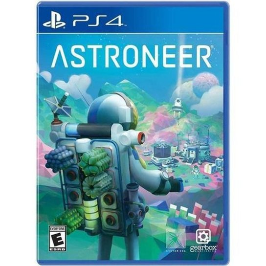 Astroneer - PS4 - Incolor