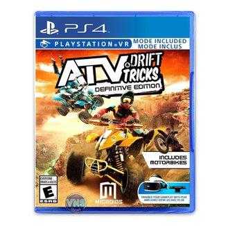 ATV Drift & Tricks Definitive Edition - PS4