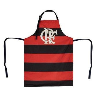 Avental do Flamengo Listrado