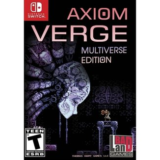 Axiom Verge Multiverse Edition - Switch