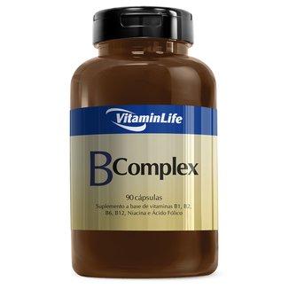 B Complex 100% Idr 90 caps - Vitaminlife