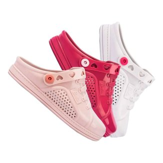 Babuche Barbie Soft Sneaker Grendene Kids Sandália