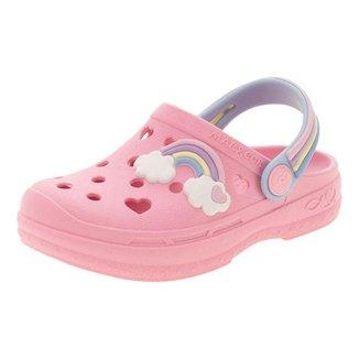 Babuche Infantil Aquarela Baby Kidy - 1950002