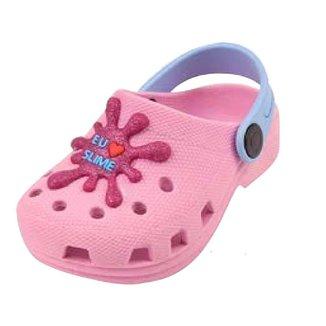 Babuche Infantil KIMIMO - 9018 - Rosa - 21/22
