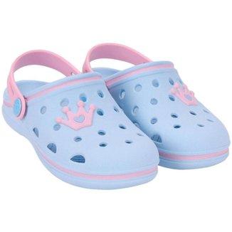 Baby Colors Pop Baby Fem - Azul Ceu/rosa - 124.036-1458-25/26