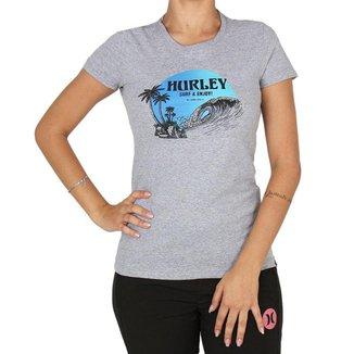 Baby Look Hurley Beachside Hurley