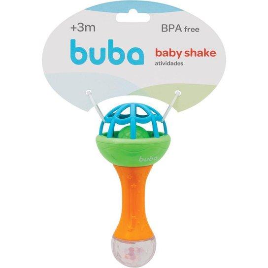 Baby Shake Buba Baby - Colorido