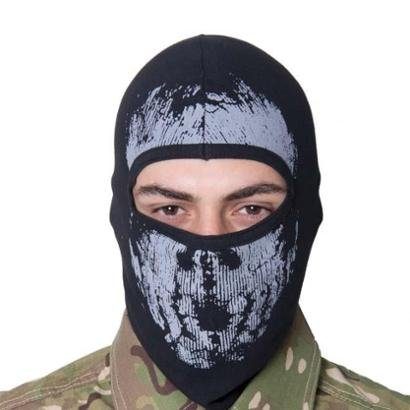 Balaclava Máscara Hunter – Bravo
