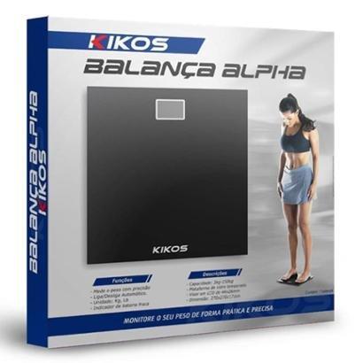 Balança Alpha Kikos - Unissex - Preto