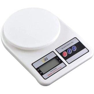 Balança De Cozinha Digital 10 Kg 123útil
