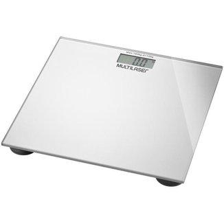 Balança Digital até 180kg Vidro Temperado