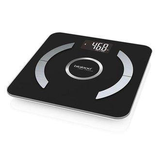 Balança Digital Bluetooth De Vidro Com Análise Corpórea Ef955I Bioland