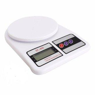 Balança Digital Tomate Eletrônica De Precisão Sf-400 Até 10kg