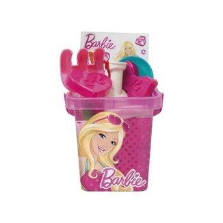 Baldinho de Praia Barbie Fashion 7 Peças