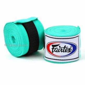 Bandagem 100% algodão Fairtex HW2 Mint Green 4,5m