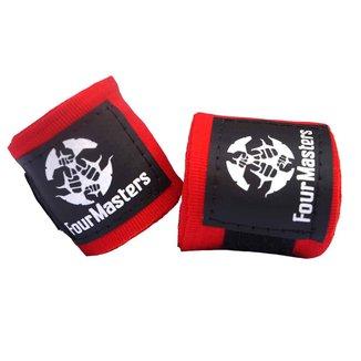 Bandagem Elastica Artes Marciais Boxe Muay-thai Four Masters