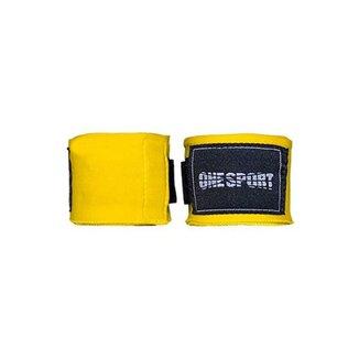 Bandagem Elastica One Sport Muay Thay Proteção 3mts