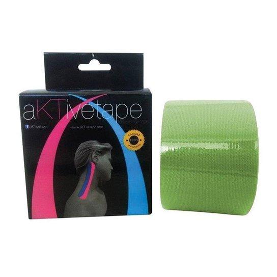 Bandagem Elástica/Kinésio - Aktive Tape - Verde