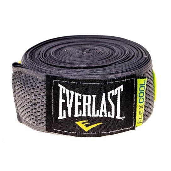 Bandagem Flexcool Everlast 5 Metros - Cinza