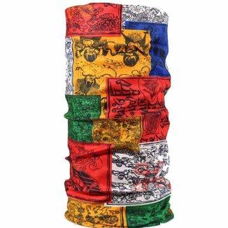 Bandana 3Z Bandeira Nepalesa
