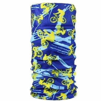 Bandana 3Z Bikes Amarelas