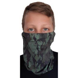 Bandana Buff Lenço Camuflado New Com Proteção UV50+ Indicado Para Esportes E Atividades Ao Ar Livre