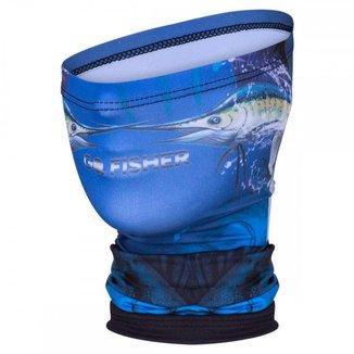 Bandana Go Fisher proteção Solar UV 50