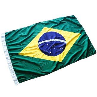 Bandeira Brasil Verde e Amarelo 1,30 X 0,90 Cm