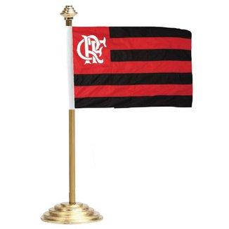 Bandeira de Mesa do Flamengo Pequena