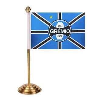 Bandeira de Mesa do Grêmio Pequena