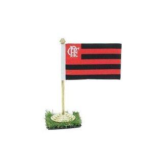 Bandeira De Mesa Flamengo BC Sartori Artigos Esportivos ME