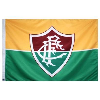 Bandeira do Fluminense + Brasil Sublimada