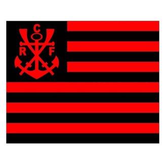 Bandeira Flamengo Regata 1 Pano UN