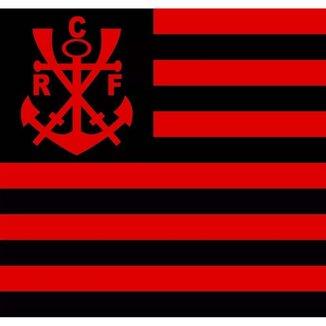 Bandeira Flamengo Torcedor Regata 1 1/2 Pano UN