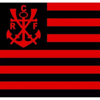 Bandeira Flamengo Torcedor Regata 2 Panos UN