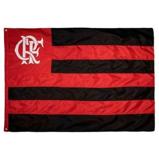 Bandeira Flamengo Tradicional 4 Panos