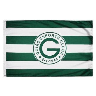 Bandeira Jc Flâmula Oficial do Goiás 128 x 90 cm