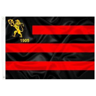 Bandeira Jc Flâmula Oficial do Sport 128 x 90 cm