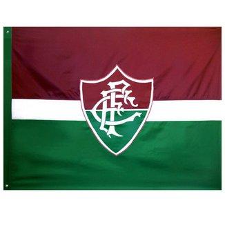 Bandeira Oficial do Fluminense 96 x 68 cm - 1 1/2 pano