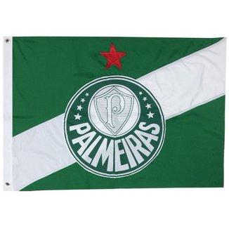 Bandeira Oficial do Palmeiras 1,95 x 1,35 cm
