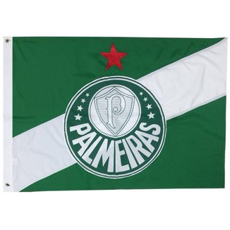 Bandeira Oficial do Palmeiras 96 x 68 cm