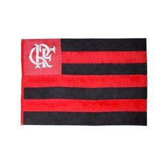 Bandeira Oficial - Tradicional 1,30 X 0,90 Cm. Flamengo