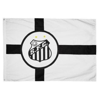 Bandeira Santos 2 Panos