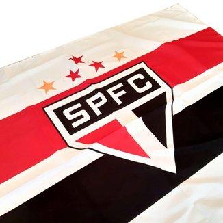 Bandeira São Paulo F.C. Símbolo Oficial