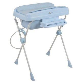 Banheira de Bebê com Suporte Desmontável Millenia + Baby Blue - Burigotto