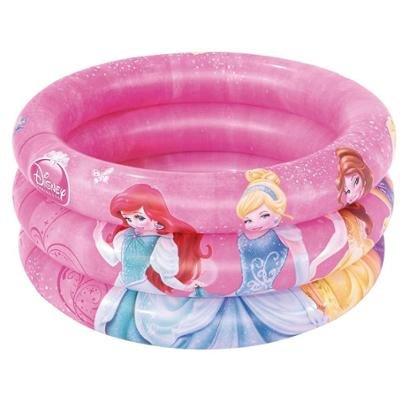 Banheira Inflável 38 Litros Princesas - Unissex