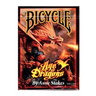 Baralho Bicycle Age Of Dragons - 1039021